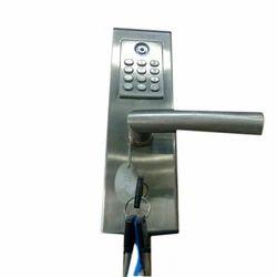 Godrej Sensor Door Lock, Finish Type: Polished