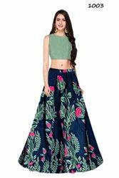 Banglory Silk Designer Lehenga Choli