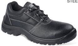 Euro Safety Shoe With Steel Toe
