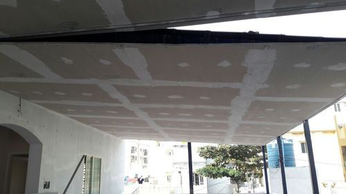 Shera Fiber Cement Board False Ceiling Everest Fibre