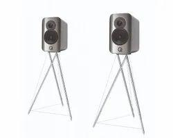 2.0 Black Q Acoustics Concept 300 Speaker