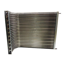 Metal AC Condenser