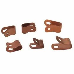 Copper One Hole Clip