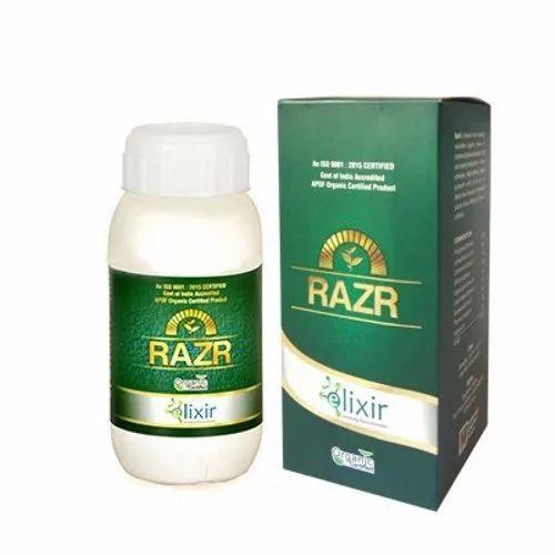 Organic Larvicide Razr, Packaging Type: Bottle