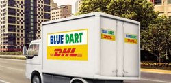 air and surface blue dart courier service, india