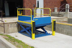 Scissor Lift Dock