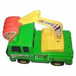 Multicolor JCB Construction Truck Toy