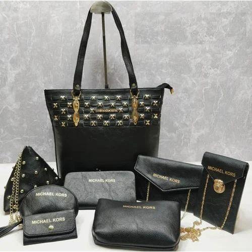 Michael Kors Black Ladies Handbag Set, Rs 950  set, Sana Enterprises ... 107e966252