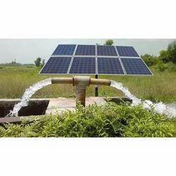 Omkar Three Phase Solar Water Pump