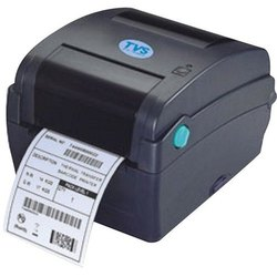 TVS Desktop Barcode & Label Printer, LP 46, Max Print Width: 4.25 inches