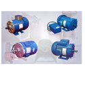 Single Phase Motors - AL Body