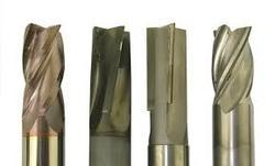PCD Helical End Mill