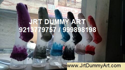 Leg Form Mannequins - Display Stand for Socks Manufacturer from New
