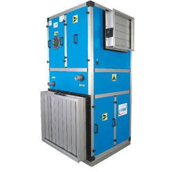 Vertical Floor Mounted Air Handling Unit