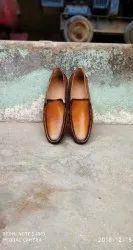 2091 Leather Men''s Mocassin Shoe, Model Number: Mc1130