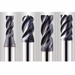 Solid Carbide End Mill For Stainless Steel