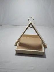 Triangle Gist Basket