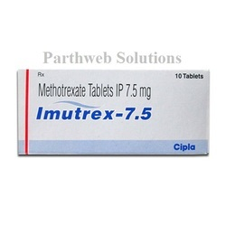 Imutrex 7.5mg tablets