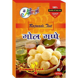Gol Gappe With All Masala Kit