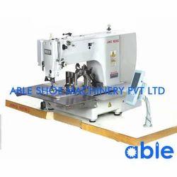 Jingneng Computerized Pattern Shoe Handbag Sewing Stitching Machine, Max Sewing Speed: 3000-4000 (stitch/min)