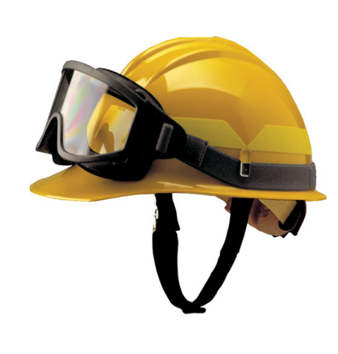 FRP Medium And Large Fireman Helmet