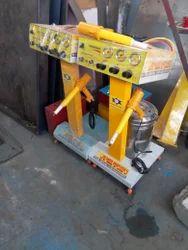 JMI Manual Steel Powder Coating Machine