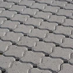 Concrete Paver Block, For Pavement, Thickness: 60 Mm