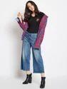 Women's Half Sleeves Round Neck 100% Cotton Printed T-Shirt