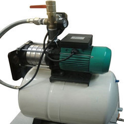 Industrial Hydro Pneumatic Pressure Boosting Systems