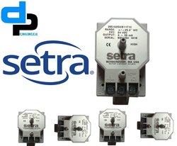 Setra Model 265 Differential Pressure Transducer Range 0-500 Inch