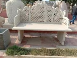 White Sandstone Bench