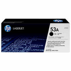 53A HP Laserjet Toner Cartridge