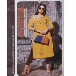 Women Cotton Designer Kurti