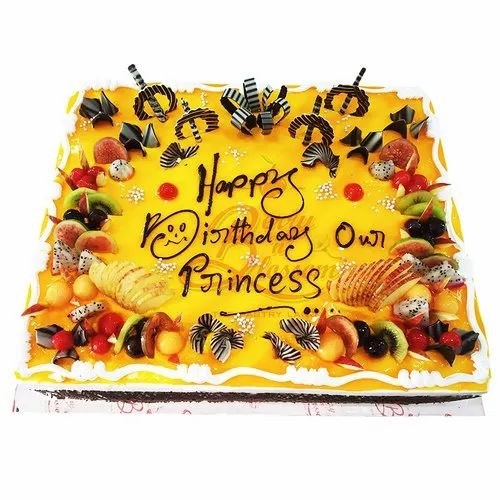 Cool Square Fruitcake 3Kg Mixed Fruit Cake Packaging Type Box For Funny Birthday Cards Online Sheoxdamsfinfo