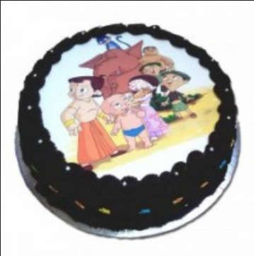 Chota Beem Birthday Cake At Rs 600 Unit