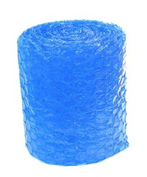40 M Blue Packaging Bubble Roll