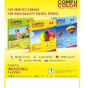 Compu Color Inkjet Paper And Paper Roll Photo Glossy, Gsm: 130 - 270