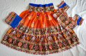 Navratri Special Traditional Ghagra Choli - Kutchi Work Chaniya Choli