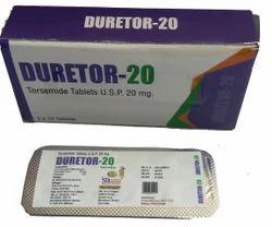 Torsemide Tablets U.S.P 20 mg