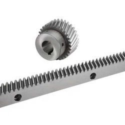 Gear Rack with Pinion