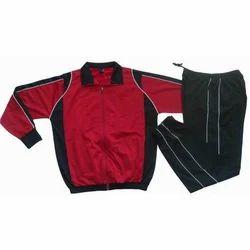 Red & Black Sports Dress