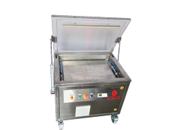 Automatic Flate Type Rice Vacuum Packing Machine