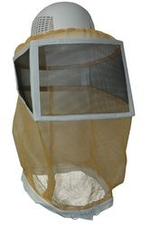 Beekeeping Square Folding Veil With Zip