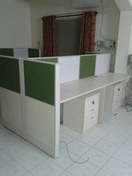 Workstation With Drawer