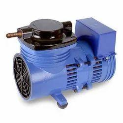 Oil Free Dry Vacuum Pump, 0.25 To 20 Hp