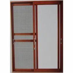 Powder Coated Aluminium Mosquito Net Window
