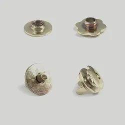 Eyelet Magnetic Button, For Handbag