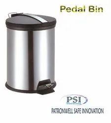 Stainless Steel Pedal Bin 5 Ltr