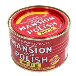 White Mansion Wax Polish, Packaging Type: Cans