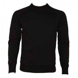 G Star Black Round Neck Sweatshirt